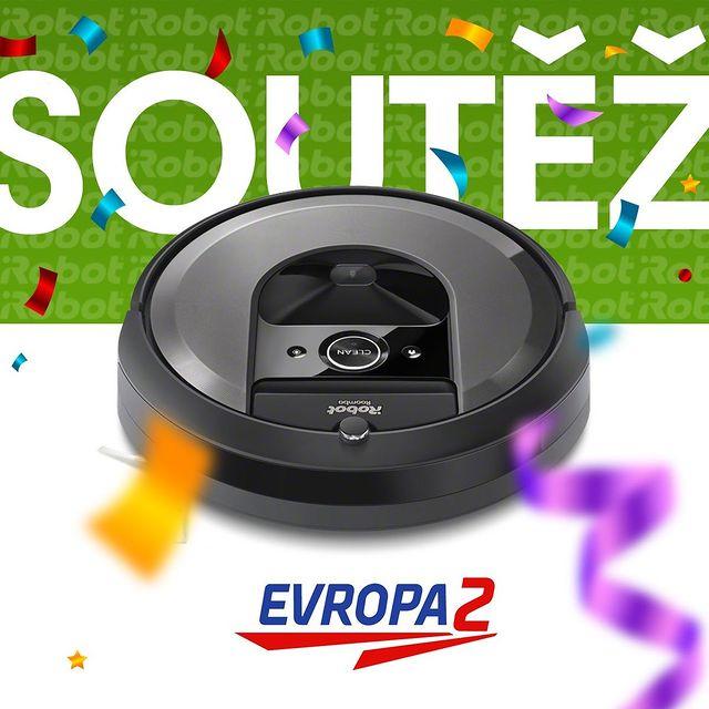 🎄 SOUTĚŽ o Roombu i7 na Evropě2. 🎄 evropa2.cz ➡️ soutěže