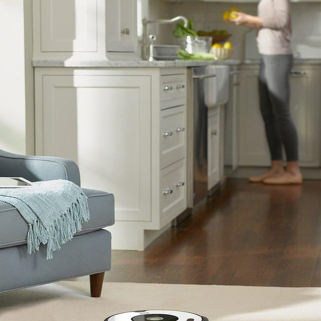 Roomba 605 je základní model vhodný pro