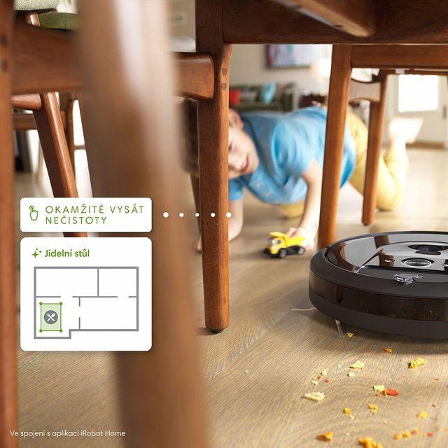 S iRobot Genius se robot učí a přizpůsobuje vám a vašemu domovu.